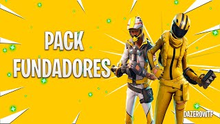 FORTNITE Save the World ? PURCHASING ALL FOUNDER PACKS +155 EUROS!!