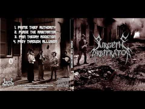 Purge The Arbitrator EP