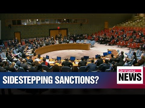 North Korea eludes sanctions by purchasing oil and selling arms and coal illegally: UN report