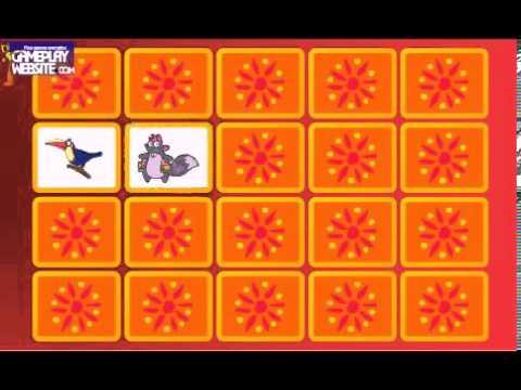 Dora the Explorer Dora l'Exploratrice full episode cartoon game   Dora memory matching game