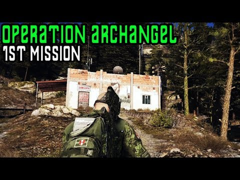 Operation Archangel :: 1st Mission Walkthrough 🞔 No Commentary 🞔 Ghost Recon Wildlands 🞔 Rainbow