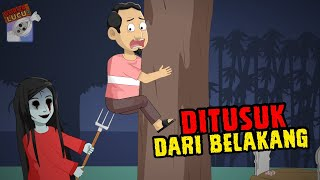 Buah Nangka Mbak Kunti - Mulkidi Kepergok Ngambil Nangka-Horor Lucu - Viral-Dolant Kreatif Indonesia