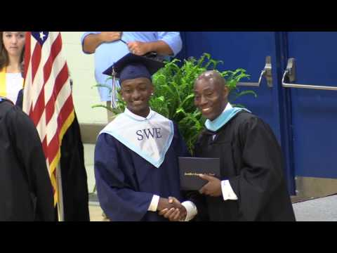SouthWest Edgecombe Thirty-Ninth Commencement Part 2