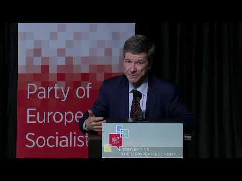 Prof. Jeffry Sachs speaks at PES Growth Conference