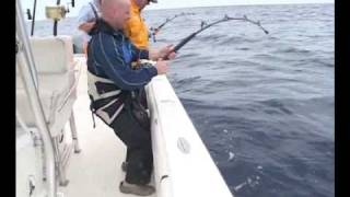 Yellowfin Tuna -  Gulf of Mexico - Double Header