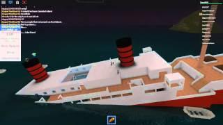 Must escape the ship - Roblox Sinking Ship Simulator