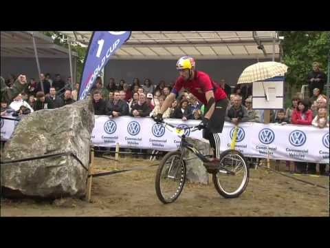 """UCI Trials World Cup 2012 Aalter 26"""" Superfinal"""