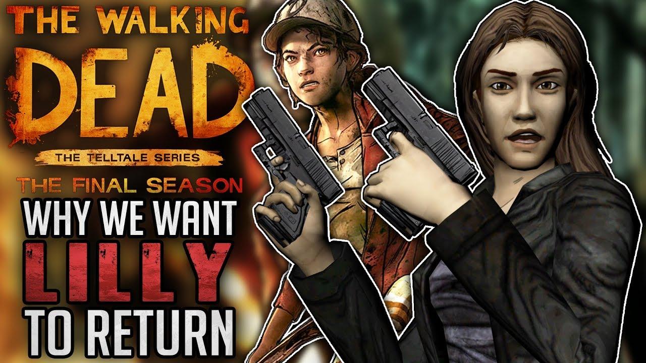 The Walking Dead Game Characters Season 4 - The Walking Dead
