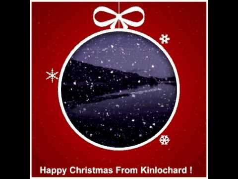 Happy Christmas From Kinlochard !