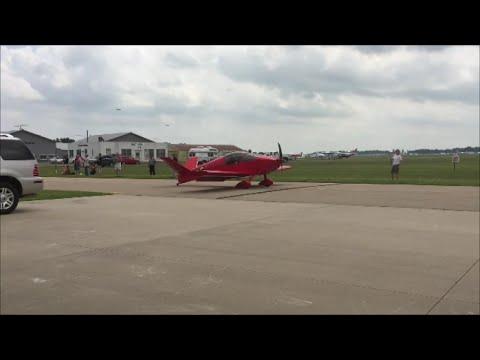 Sonex Parade - Subsonex Jet - Sonex - Onex - Waiex - OshKosh AirVenture - 2016