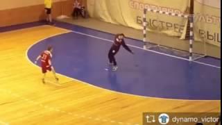Динамо-Виктор побеждает...