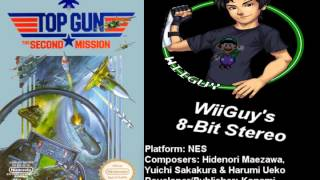 Top Gun: The Second Mission (NES) Soundtrack - 8BitStereo