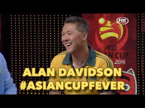 Asian Cup Fever! Alan Davidson