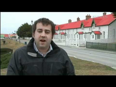 Insight into life on the Falklands 06.02.12