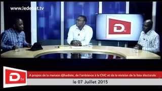 Le Duel des Editorialistes - Assalé Tiémoko et Félix Bony débattent de l'actualité
