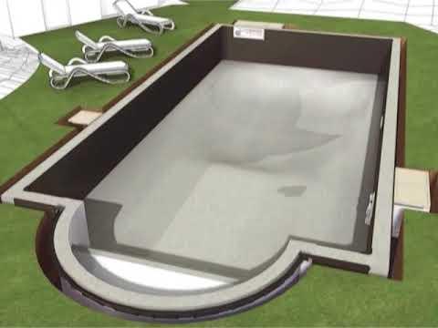 Vid o montage d 39 une piscine magiline youtube for Accessoire piscine magiline