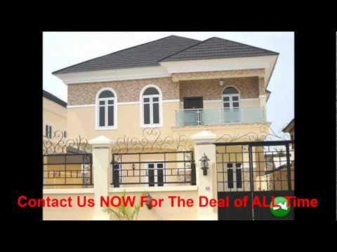 A New 4-Bedroom House in Accra, Ghana