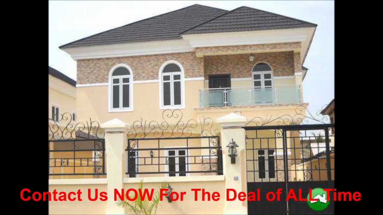 A New 4 Bedroom House In Accra Ghana Youtube