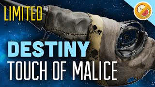 Destiny Touch of Malice : 60 Second Review