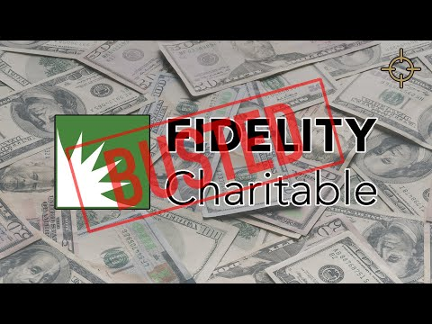 Fidelity Charitable Falsely States PV is Being Investigated for 'Illegal & Non-Charitable Activi