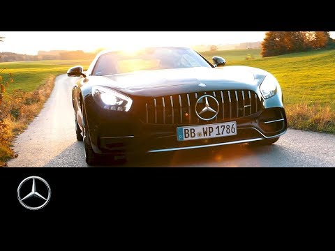Mercedes-AMG GT S: Road Trip in Europe   #MBvideocar