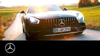 Mercedes-AMG GT S: Road Trip in Europe | #MBvideocar