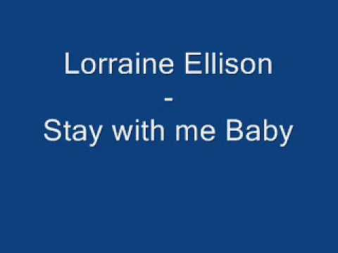 Lorraine Ellison - Stay with me Baby