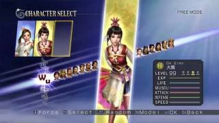 Warriors Orochi Z - Battle of Nanzhong (WO1) HD