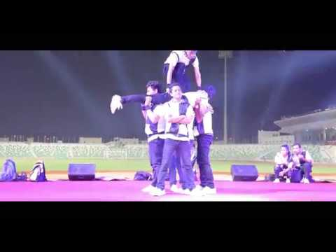 u&i dance crew Live performance in Doha on the event of eid 2017