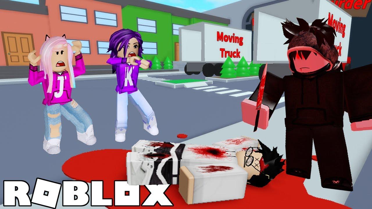 A Roblox Murder Story! 🔪