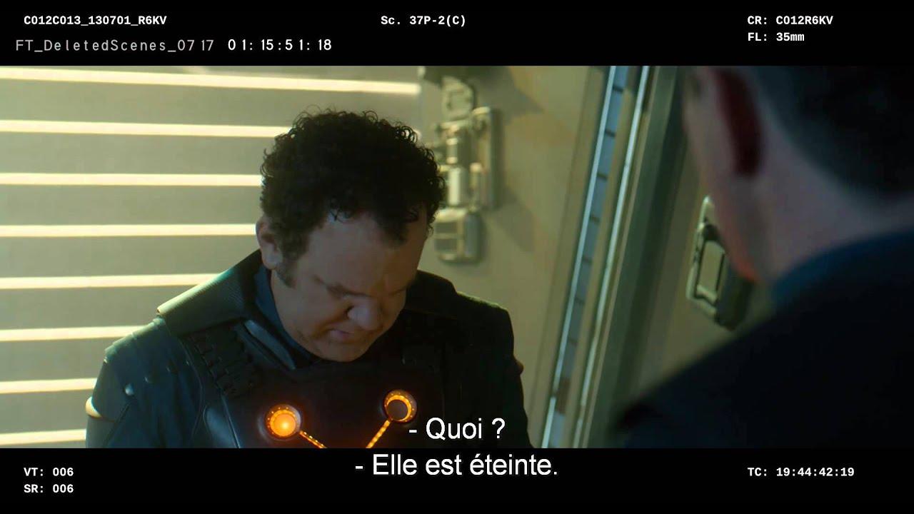 """Les Gardiens de la Galaxie – Scène coupée """"Le Kyln fera l'affaire"""""""