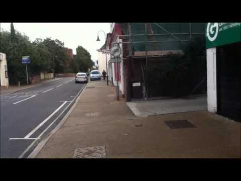 A walk through Totton!