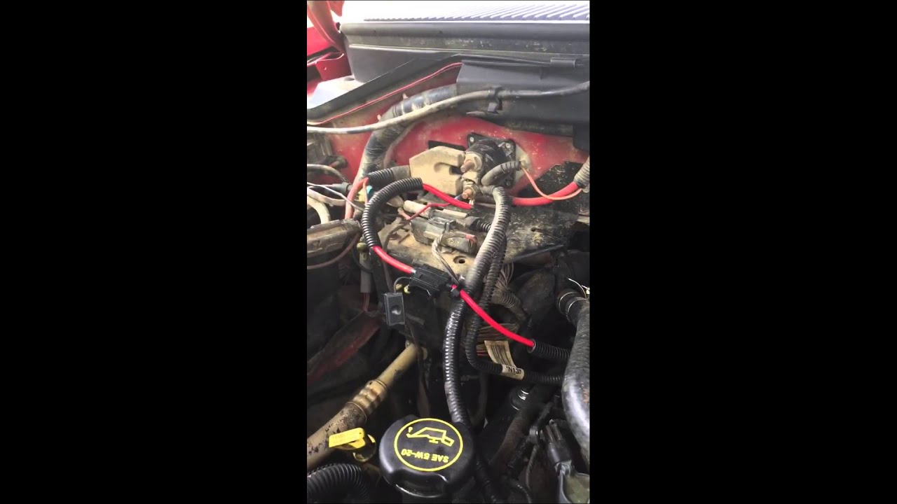 2001 ford f150 5.4 engine noise