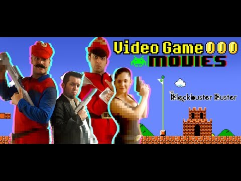 Blockbuster Buster | Video Game Movies
