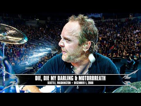 Metallica: Die, Die My Darling & Motorbreath (MetOnTour - Seattle, WA - 2008) Thumbnail image