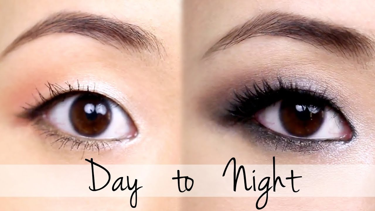 9 Easy Ways To Take Your Makeup From Day To Night
