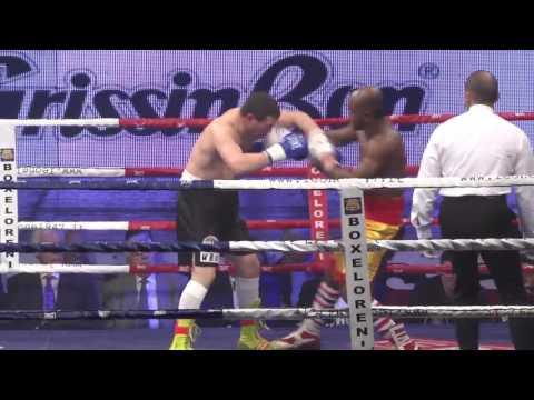 BOXE   Michele Orlando vs Jorge Ortiz