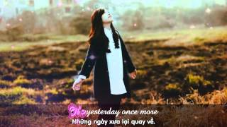 [Vietsub & Lyrics] Yesterday Once More - The Carpenters