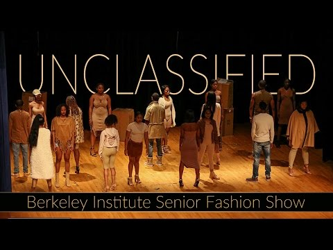 "Berkeley ""Unclassified"" Fashion Show, May 2016"