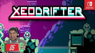 XeoDrifter - Walkthrough #05 [Nintendo Switch] [Gameplay]
