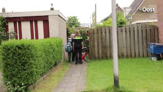 Politie onderzoekt woningoverval in Ommen