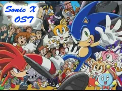 [Sonic X Music] Sad Piano (heard in Japanese Ep 1, 72 and 77)