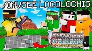 CACCIA ALL'UOMO MA USO L'HACK DELL'INVENTARIO! - Minecraft ITA SPEEDRUN