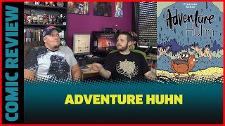 Adventure Huhn (Comic Review)