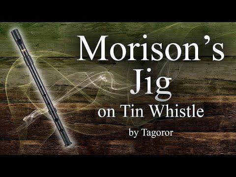 Morrison's Jig | Tin Whistle