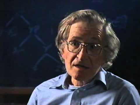 Noam Chomsky on Propaganda - The Big Idea - Interview with Andrew Marr