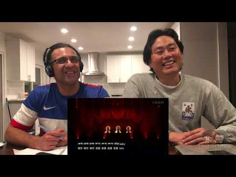 Reaction - SUPER JUNIOR K.R.Y. - Sorry Sorry (Answer)