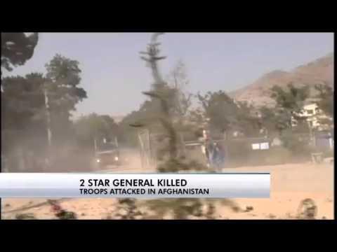 U.S. General killed in Afghanistan