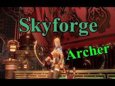 Skyforge - The Archer