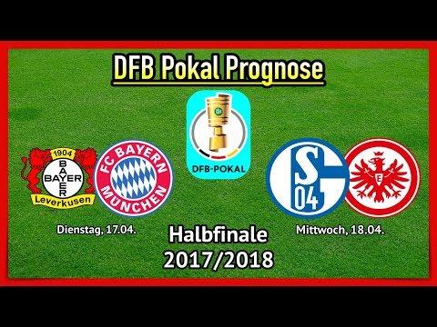 FIFA 18 DFB-Pokal Prognose Halbfinale (1/2-Finale) 2017/2018 Deutsch (HD)